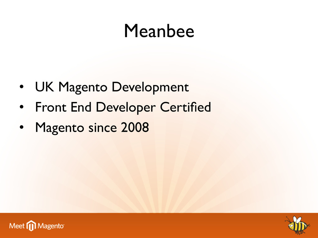 Meanbee	 