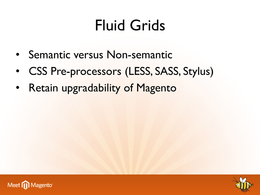 Fluid Grids 	 
