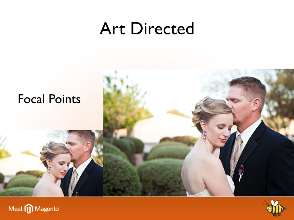 Art Directed 	 