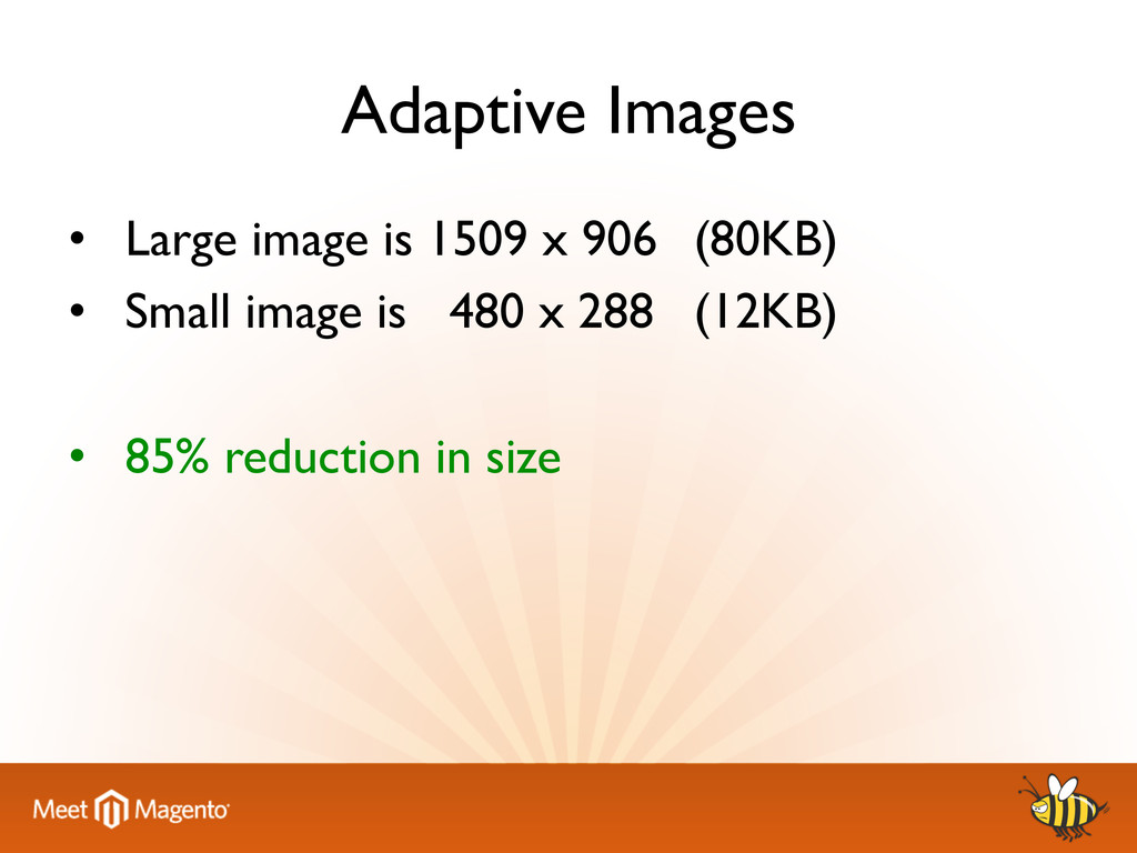 Adaptive Images 	 