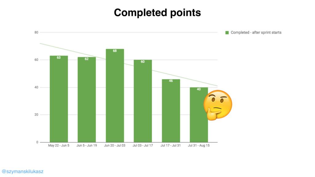 @szymanskilukasz  Completed points