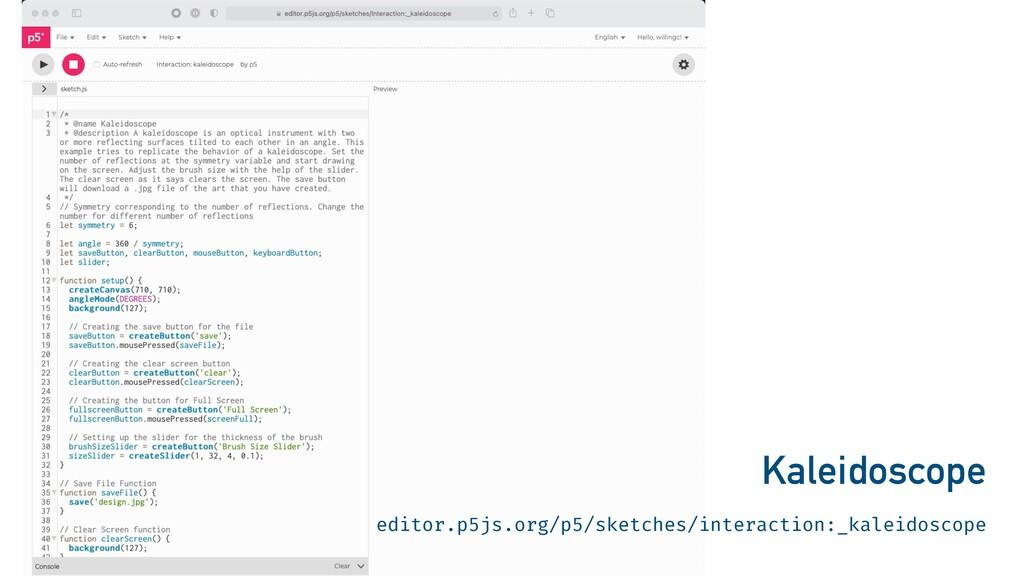 editor.p5js.org/p5/sketches/interaction:_kaleid...