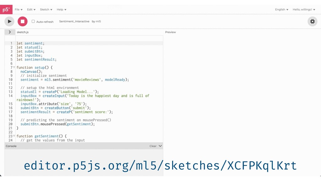 editor.p5js.org/ml5/sketches/XCFPKqlKrt