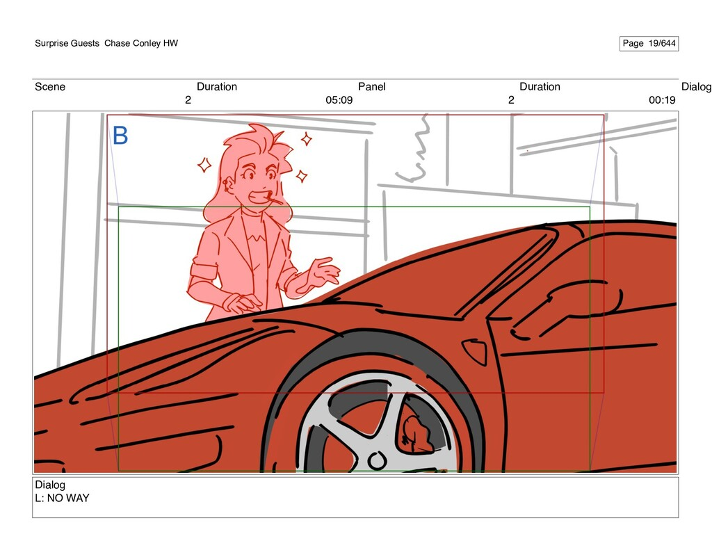 Scene 2 Duration 05:09 Panel 2 Duration 00:19 D...