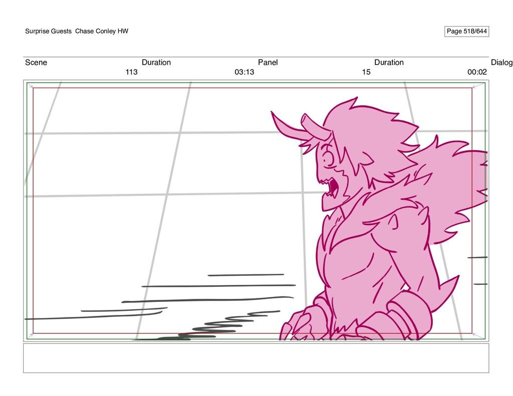 Scene 113 Duration 03:13 Panel 15 Duration 00:0...