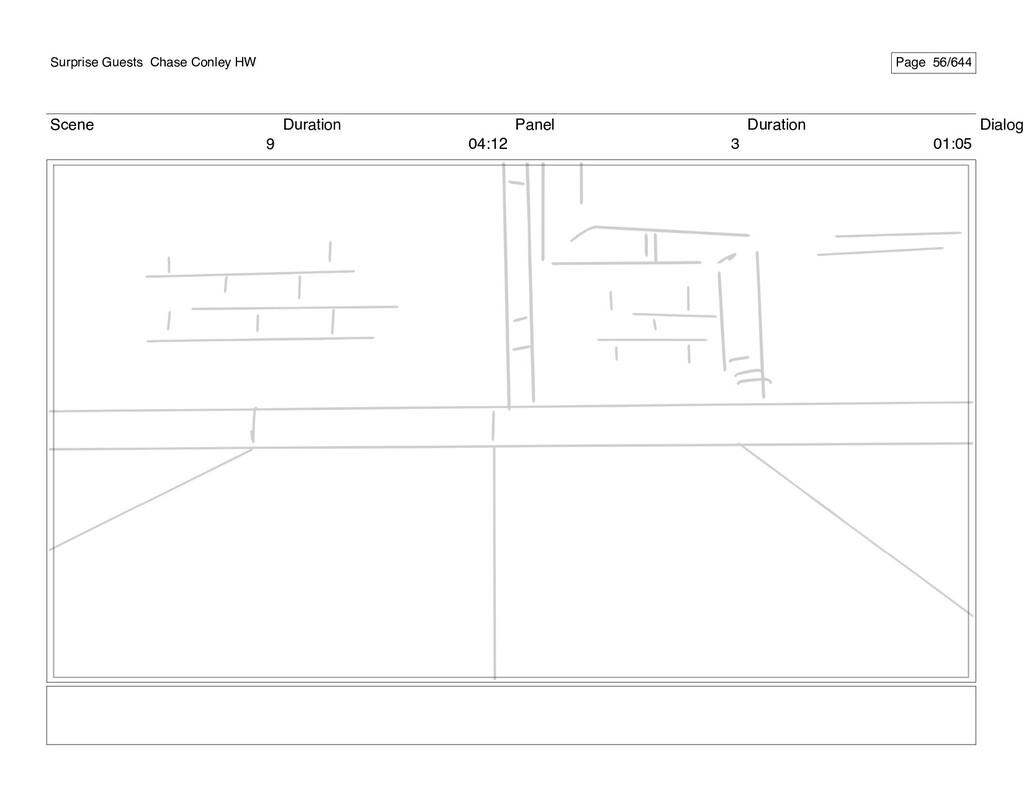 Scene 9 Duration 04:12 Panel 3 Duration 01:05 D...