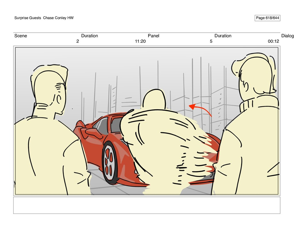 Scene 2 Duration 11:20 Panel 5 Duration 00:12 D...