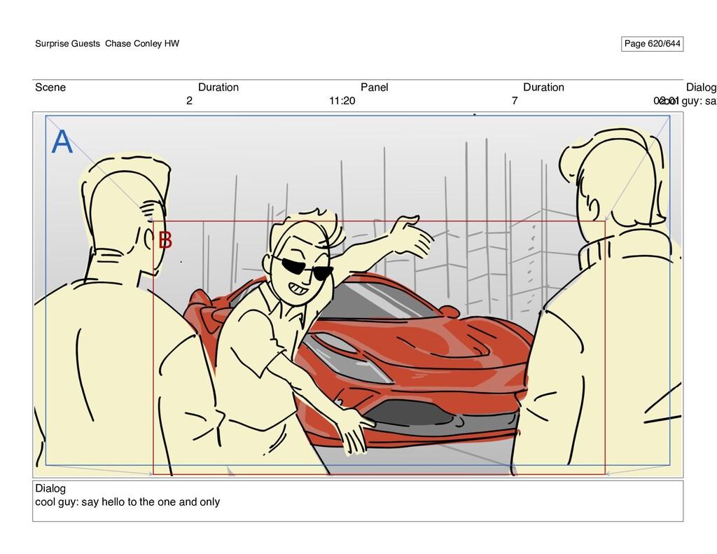 Scene 2 Duration 11:20 Panel 7 Duration 02:01 D...