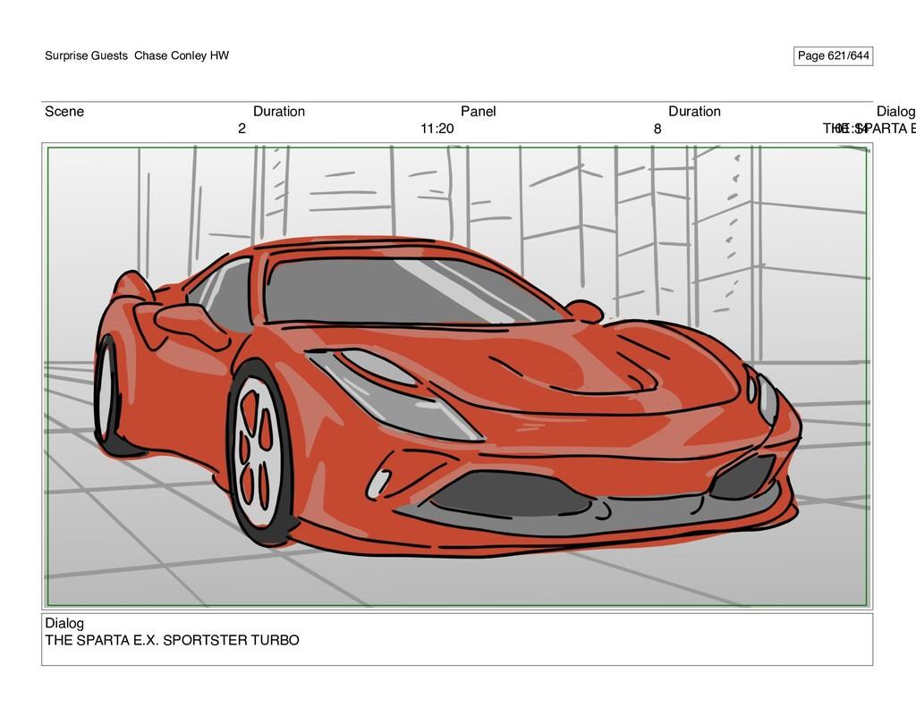 Scene 2 Duration 11:20 Panel 8 Duration 01:14 D...
