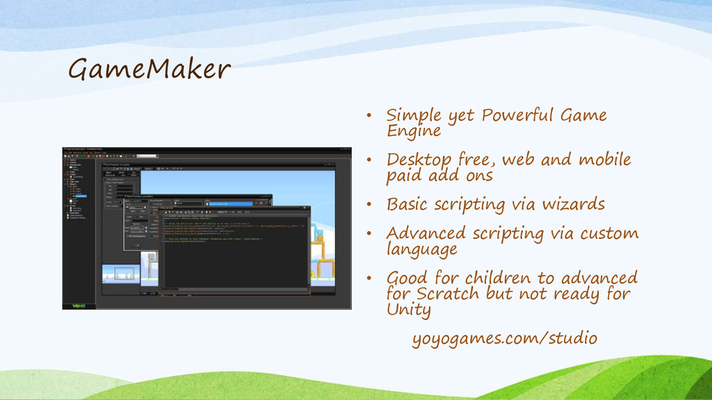 GameMaker • Simple yet Powerful Game Engine • D...