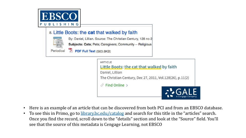• Here is an example of an article that can be ...