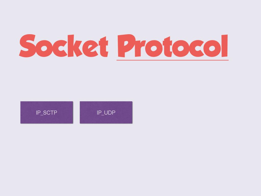 Socket Protocol *1@4$51 *1@6%1