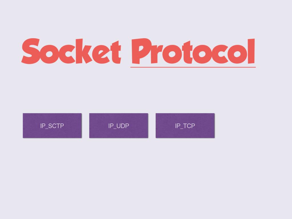 Socket Protocol *1@4$51 *1@6%1 *1@5$1