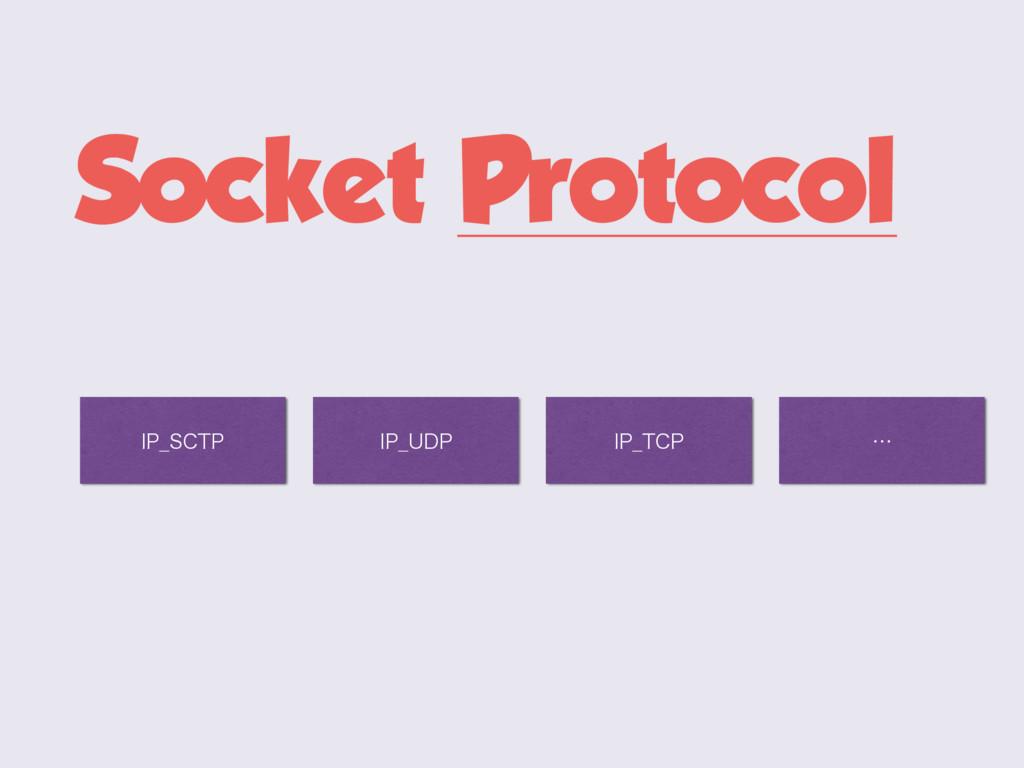 Socket Protocol *1@4$51 *1@6%1 *1@5$1 ʜ