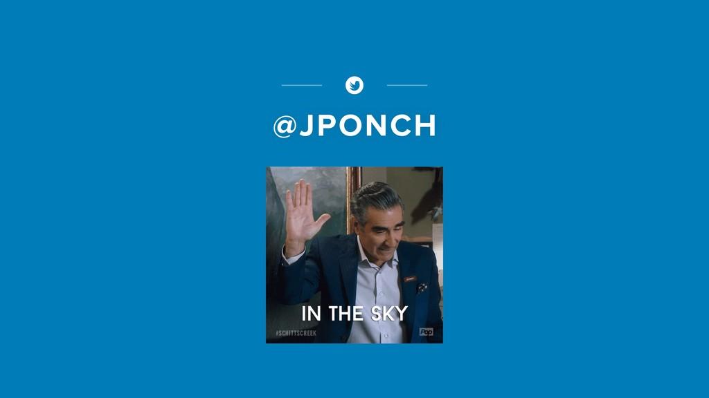 @JPONCH