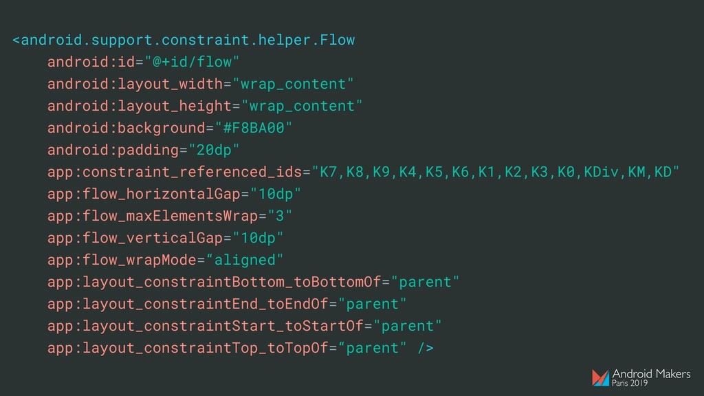 <android.support.constraint.helper.Flow android...