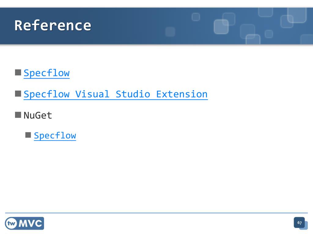  Specflow  Specflow Visual Studio Extension ...