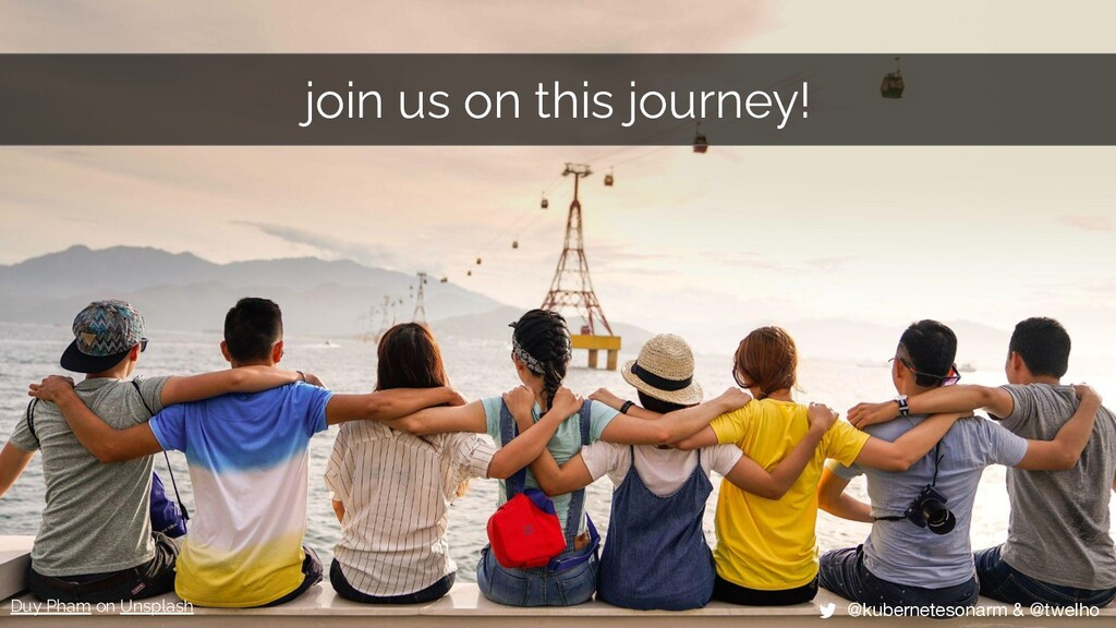 the journey begins join us on this journey! @ku...