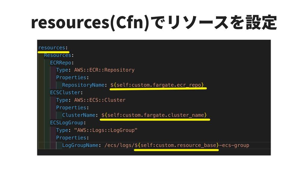 resources(Cfn)