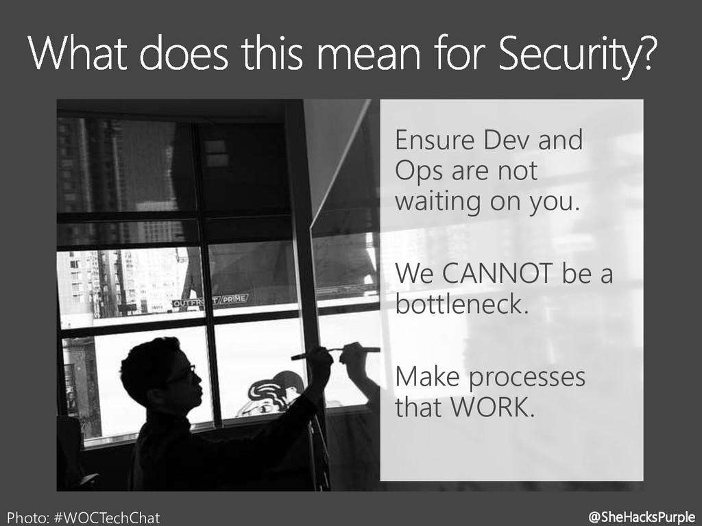 @SheHacksPurple Photo: #WOCTechChat Ensure Dev ...