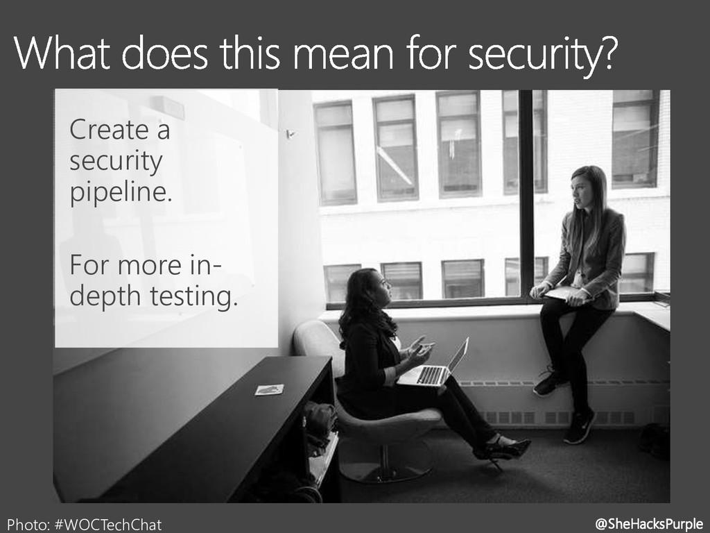 @SheHacksPurple Photo: #WOCTechChat Create a se...
