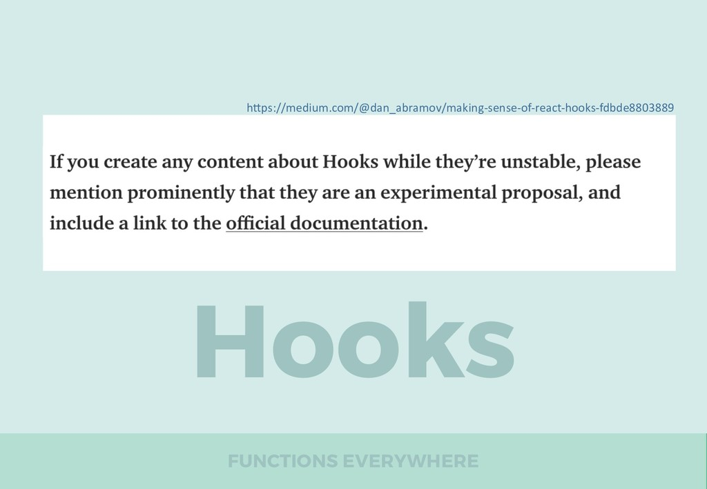 "FUNCTIONS EVERYWHERE Hooks 16.7-alpha h""ps://me..."