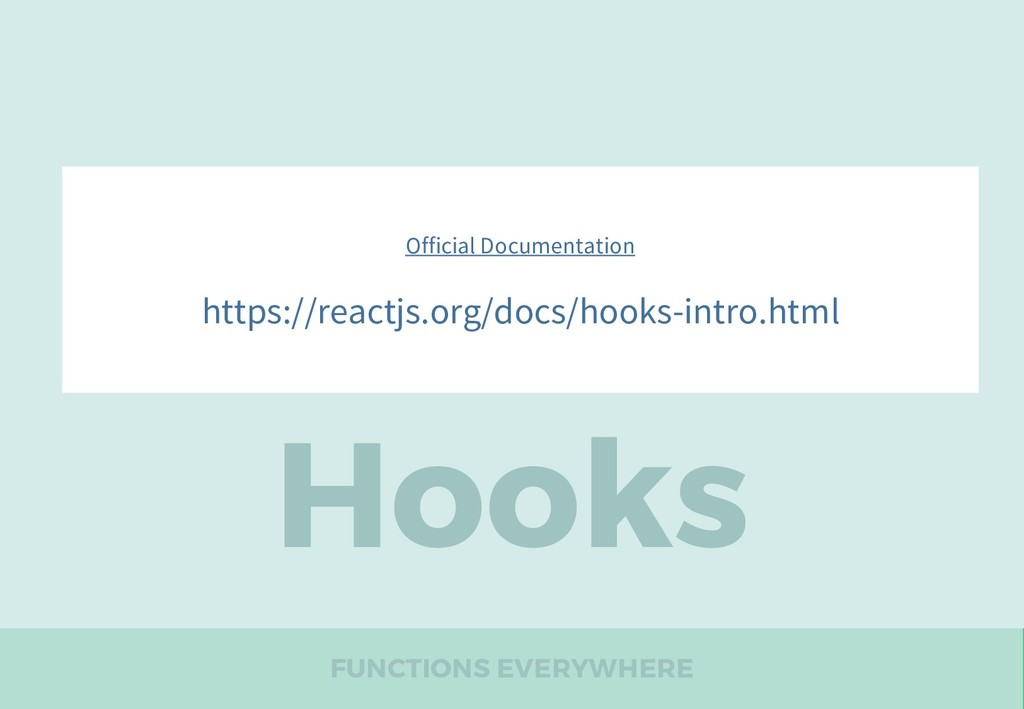 FUNCTIONS EVERYWHERE Hooks 16.7-alpha Official ...