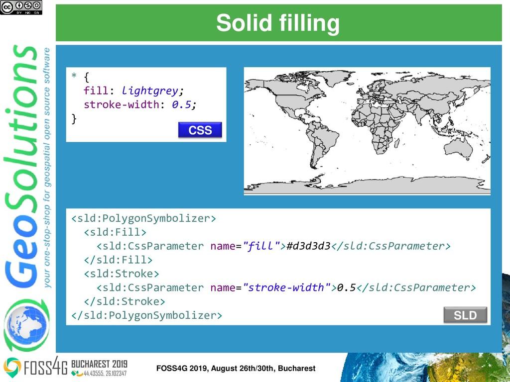 Solid filling * { fill: lightgrey; stroke-width...
