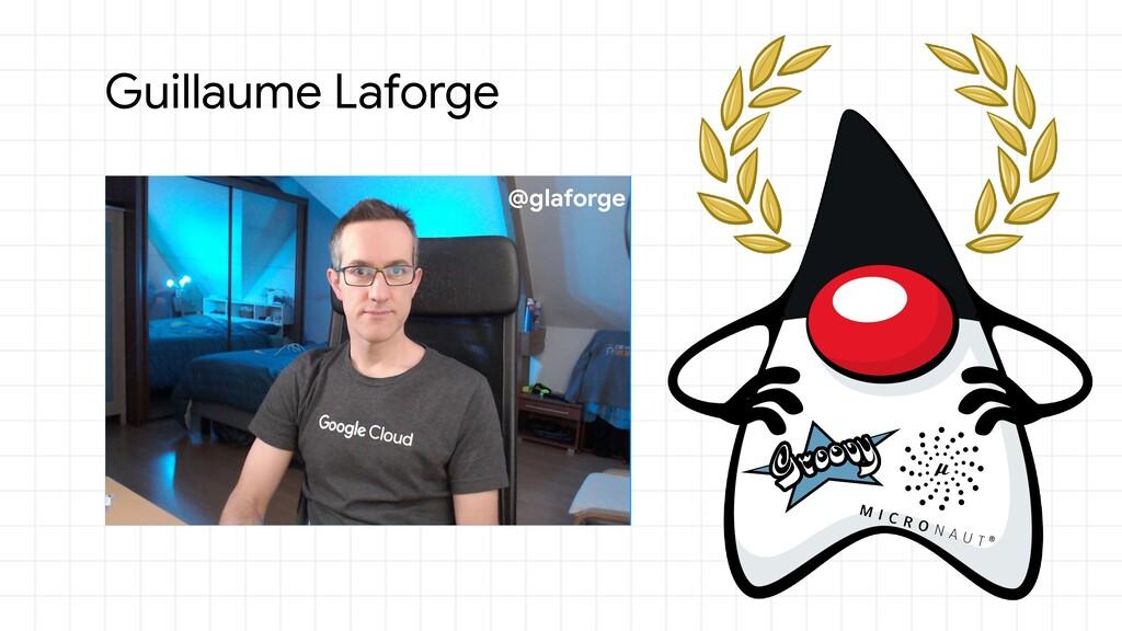 Guillaume Laforge Image safe area @glaforge