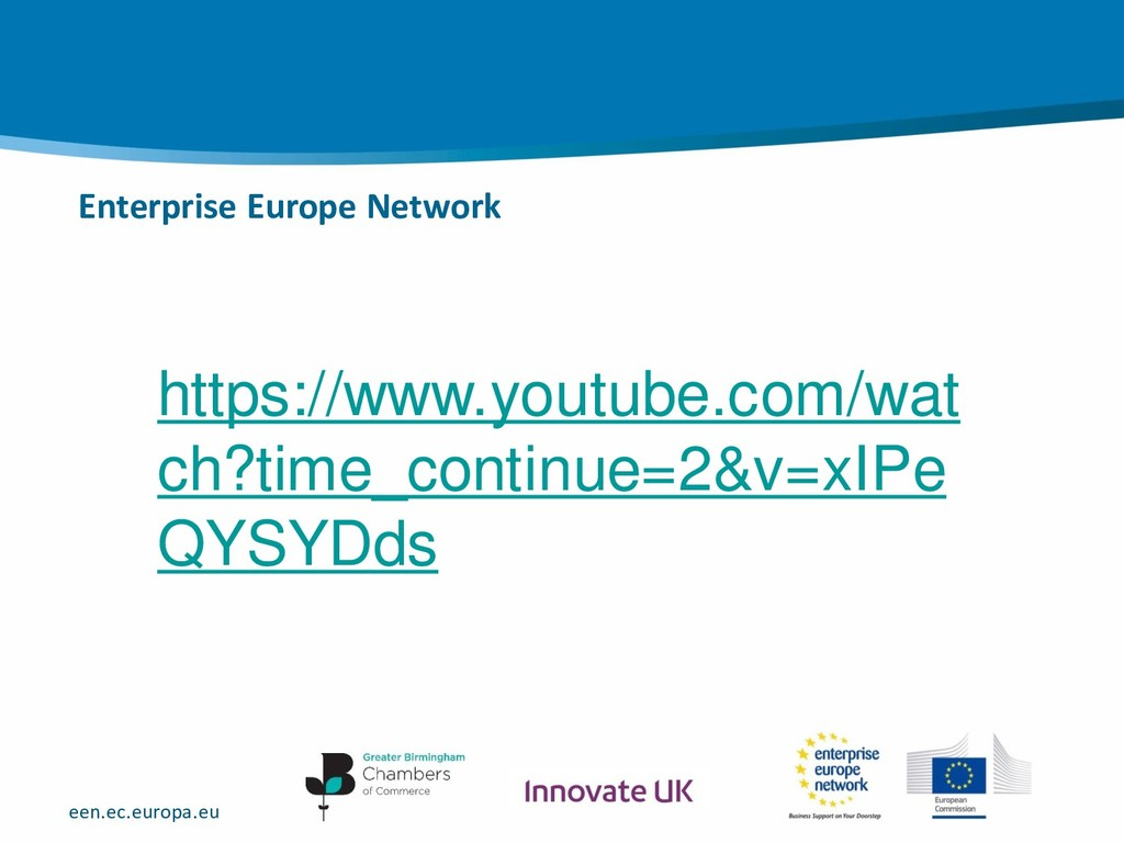 een.ec.europa.eu Enterprise Europe Network http...