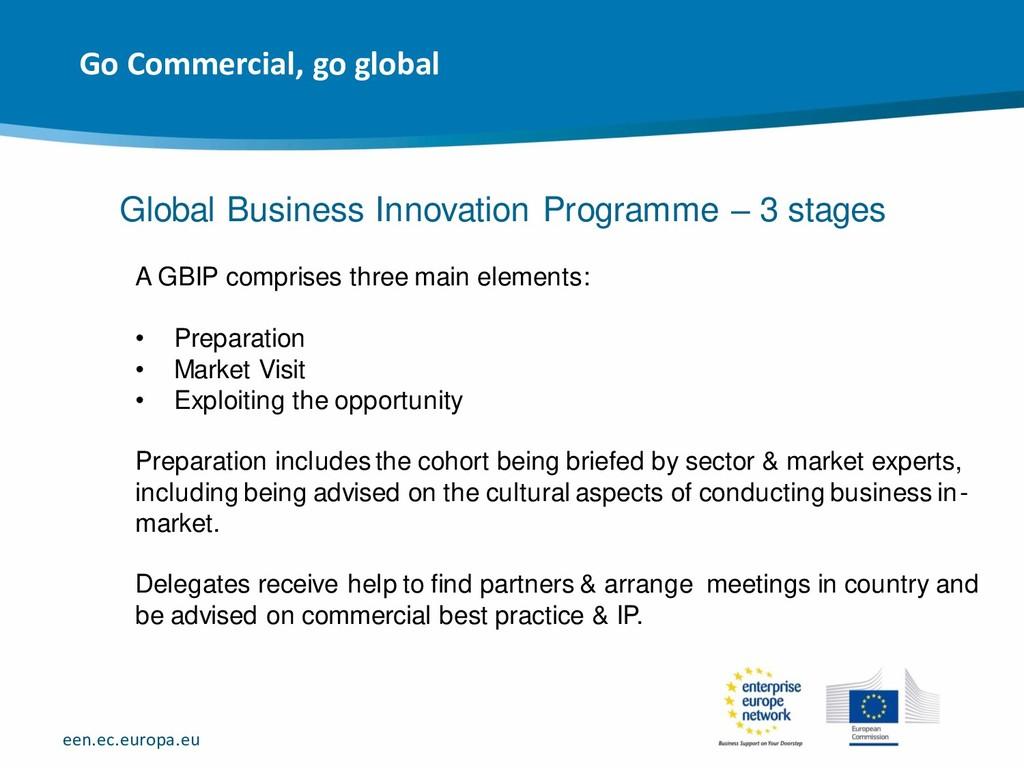 een.ec.europa.eu Global Business Innovation Pro...