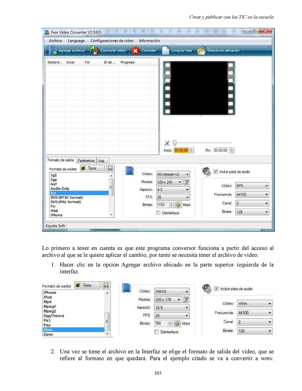 Crear y publicar con las TIC en la escuela Lo p...