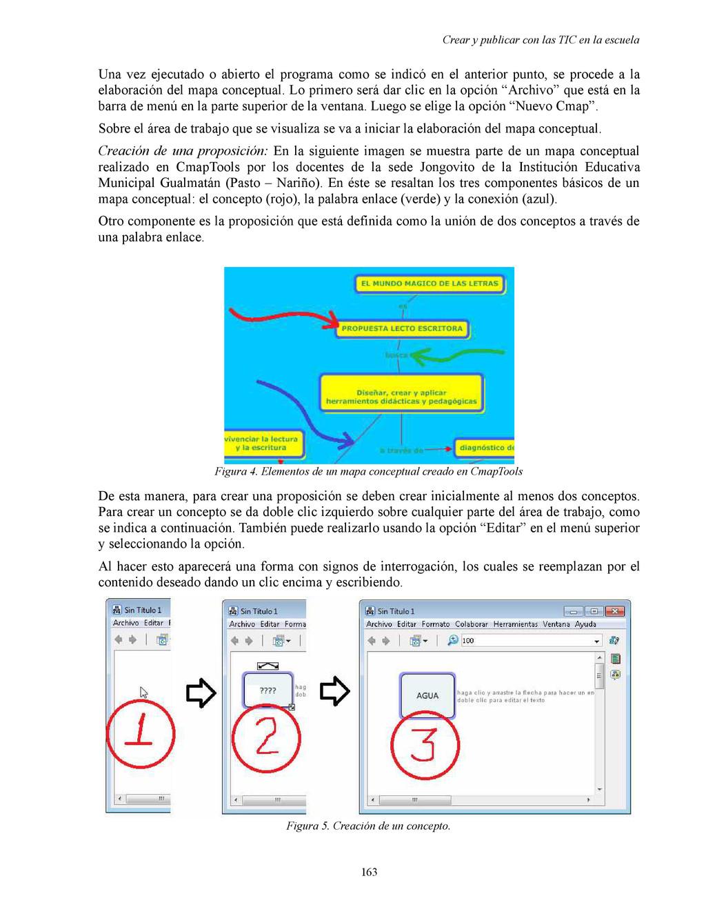 Crear y publicar con las TIC en la escuela Una ...
