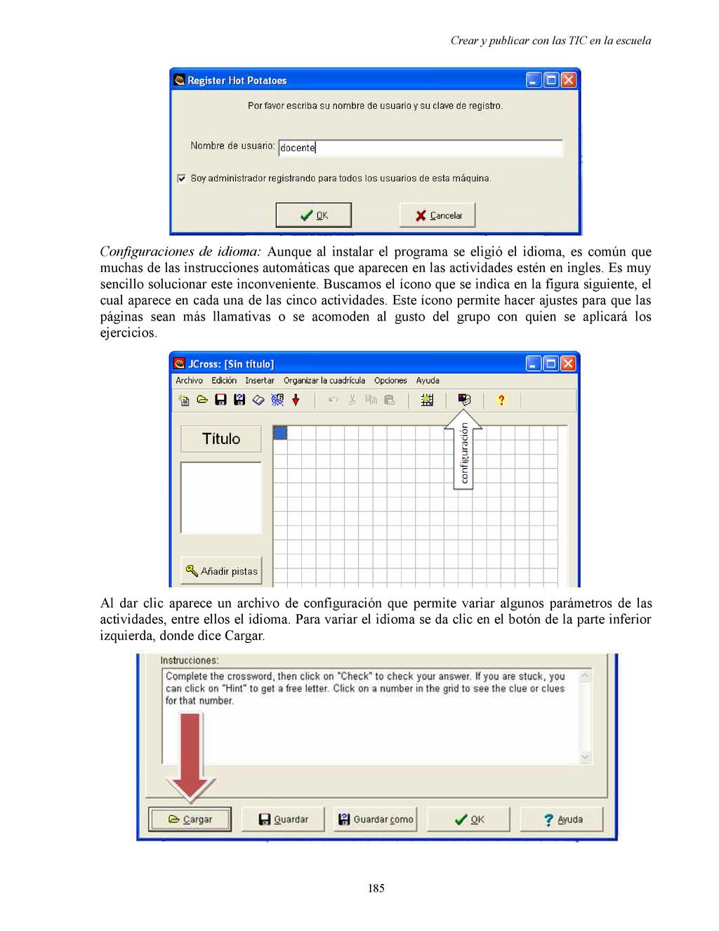 Crear y publicar con las TIC en la escuela Conf...