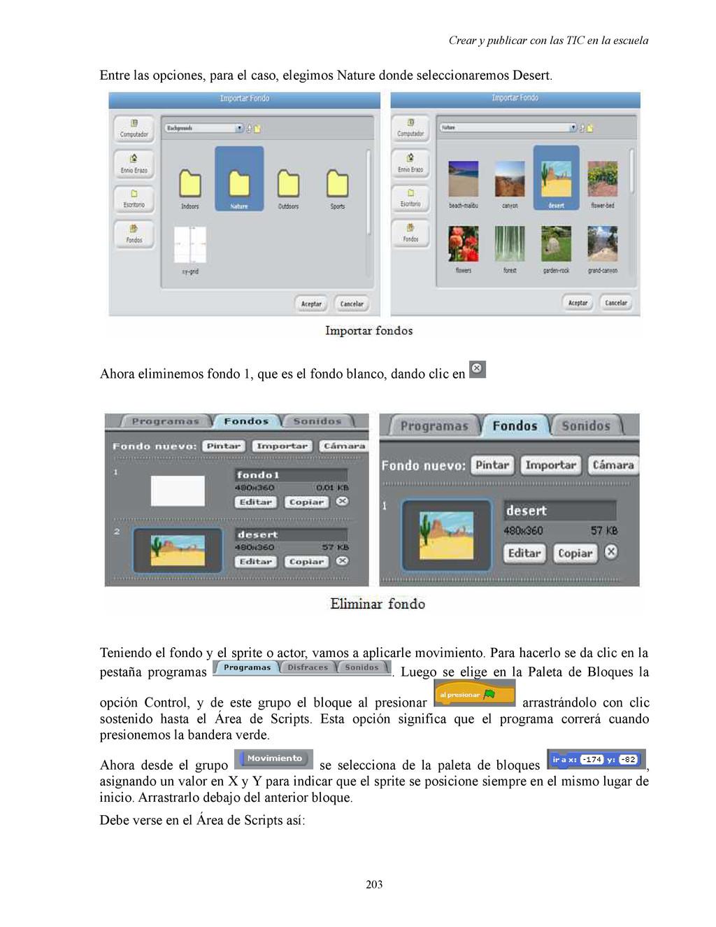 Crear y publicar con las TIC en la escuela Entr...