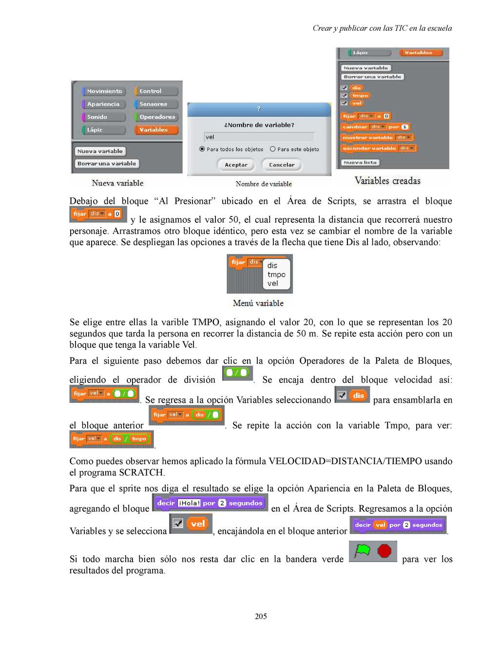 Crear y publicar con las TIC en la escuela Deba...