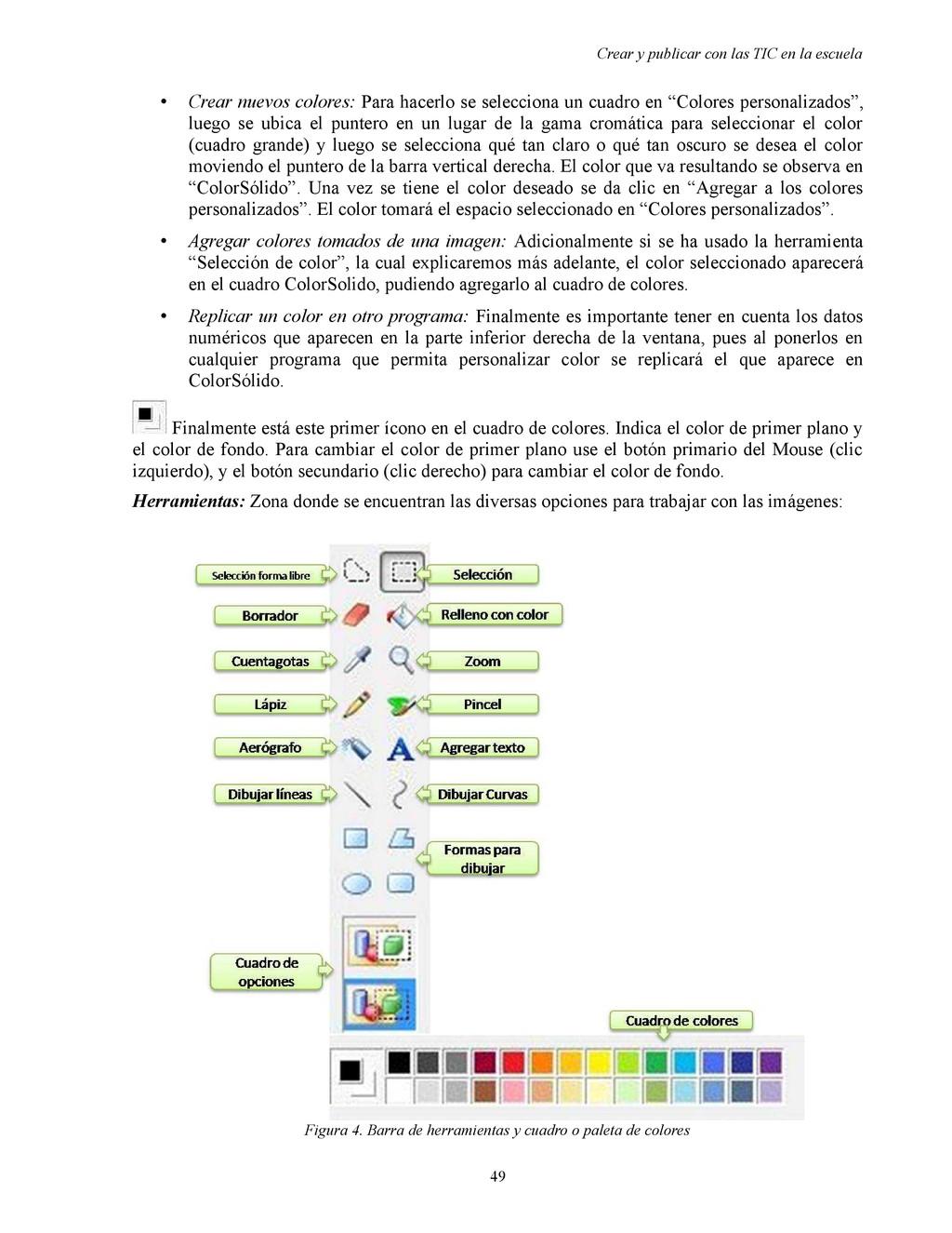 Crear y publicar con las TIC en la escuela • Cr...