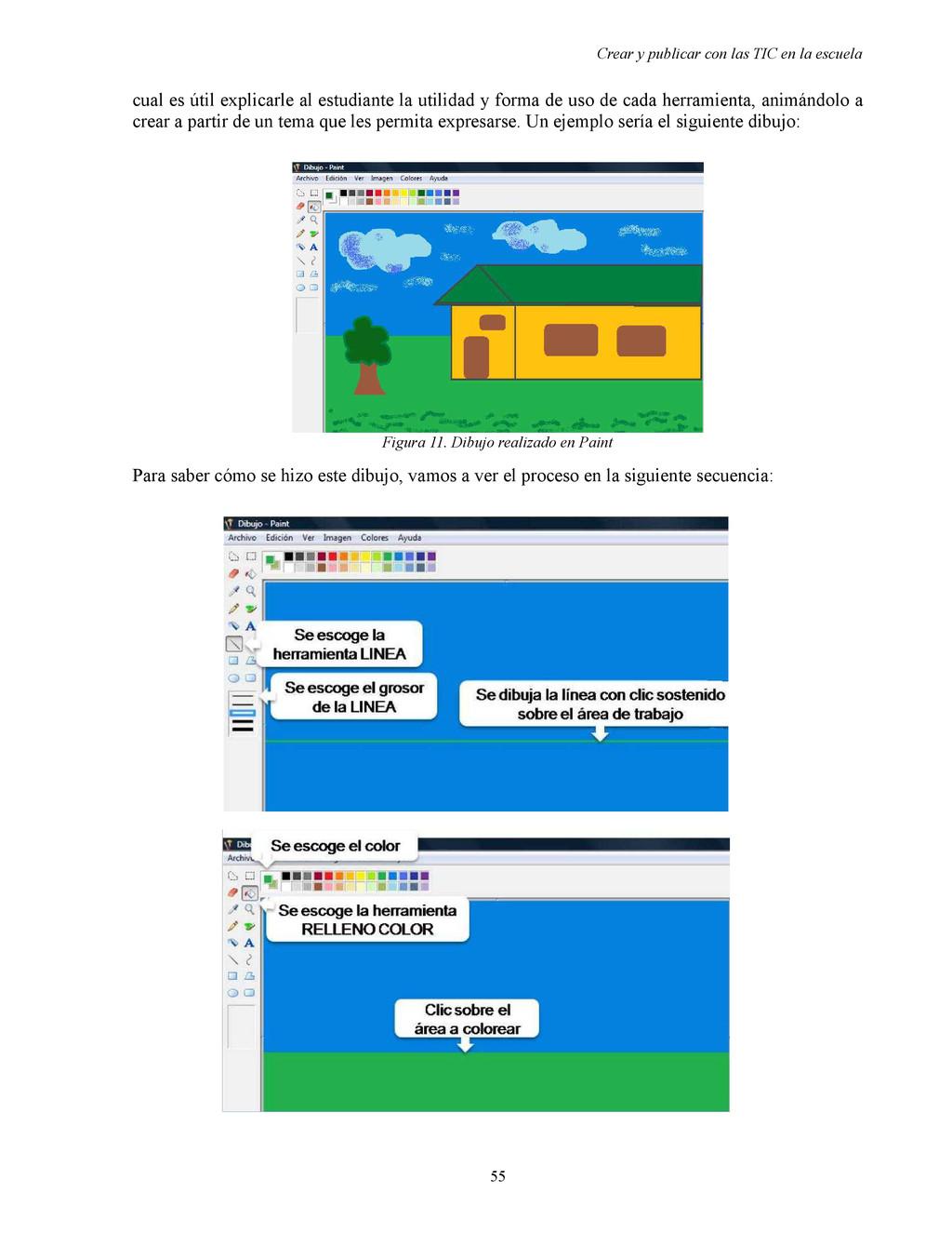 Crear y publicar con las TIC en la escuela cual...