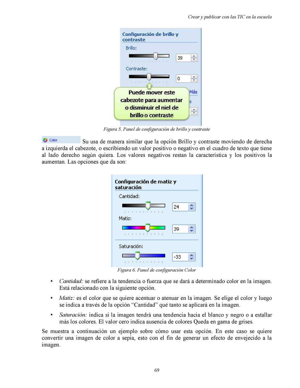 Crear y publicar con las TIC en la escuela Figu...