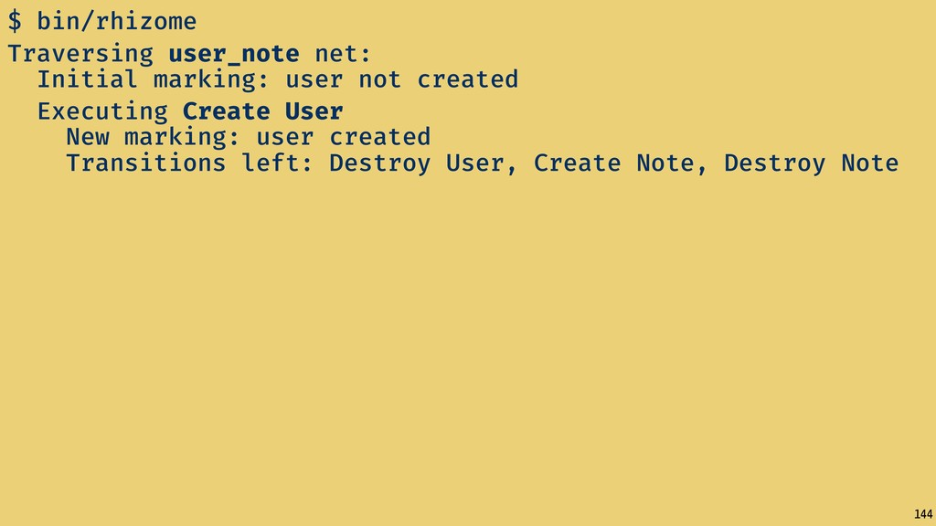 144 $ bin/rhizome Traversing user_note net: Ini...