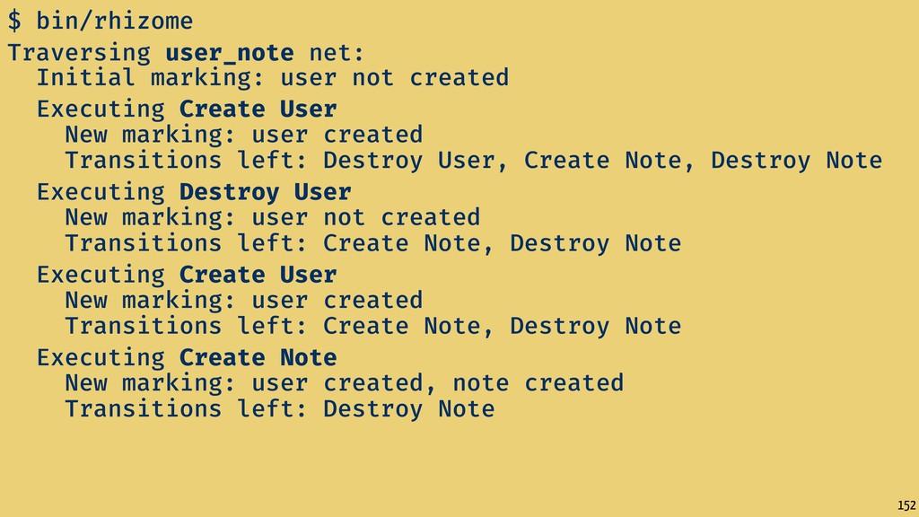 152 $ bin/rhizome Traversing user_note net: Ini...