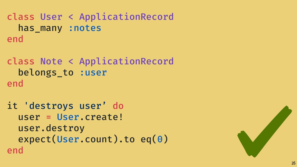 26 class User < ApplicationRecord has_many :not...
