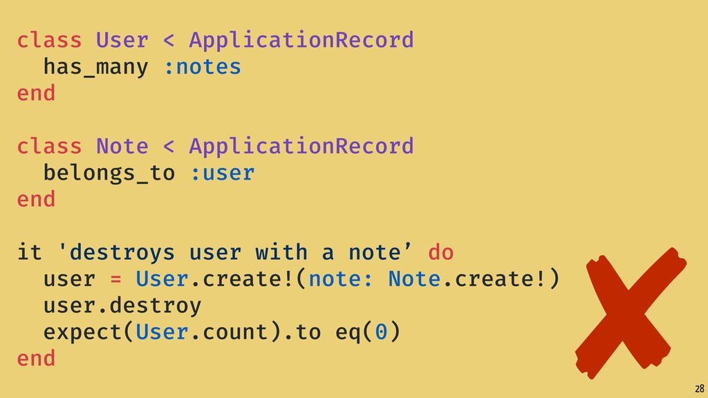 28 class User < ApplicationRecord has_many :not...