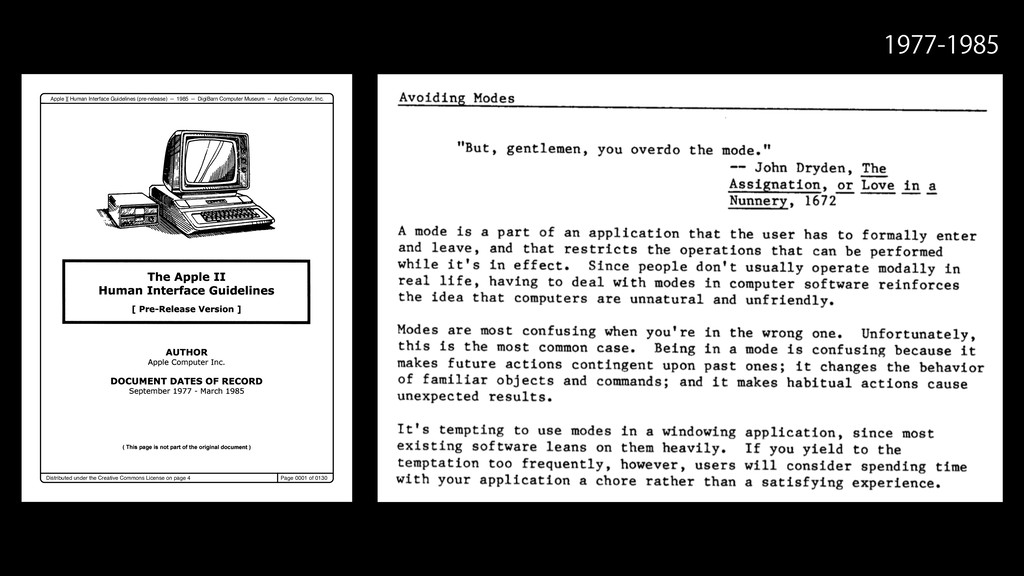 Apple ][ Human Interface Guidelines (pre-releas...