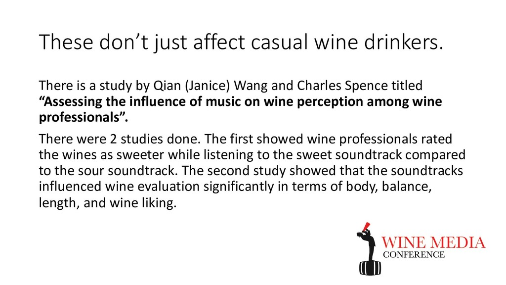 These don't just affect casual wine drinkers. T...