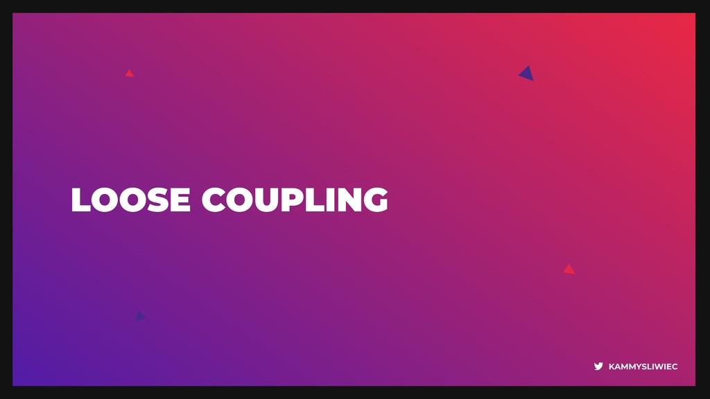 KAMMYSLIWIEC LOOSE COUPLING