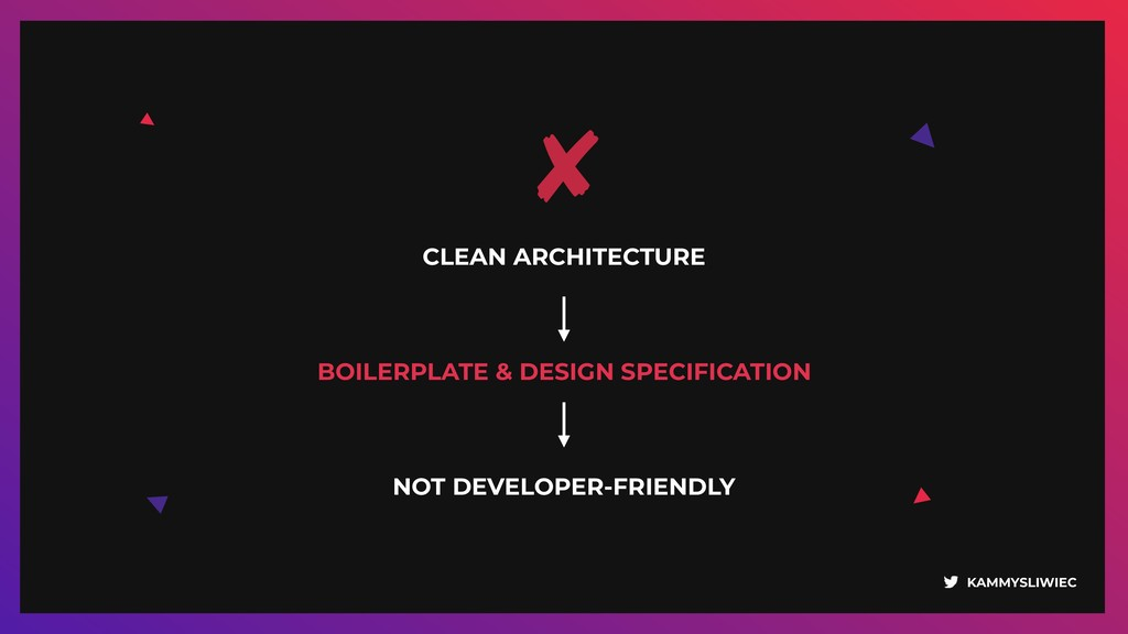 KAMMYSLIWIEC CLEAN ARCHITECTURE  BOILERPLATE ...