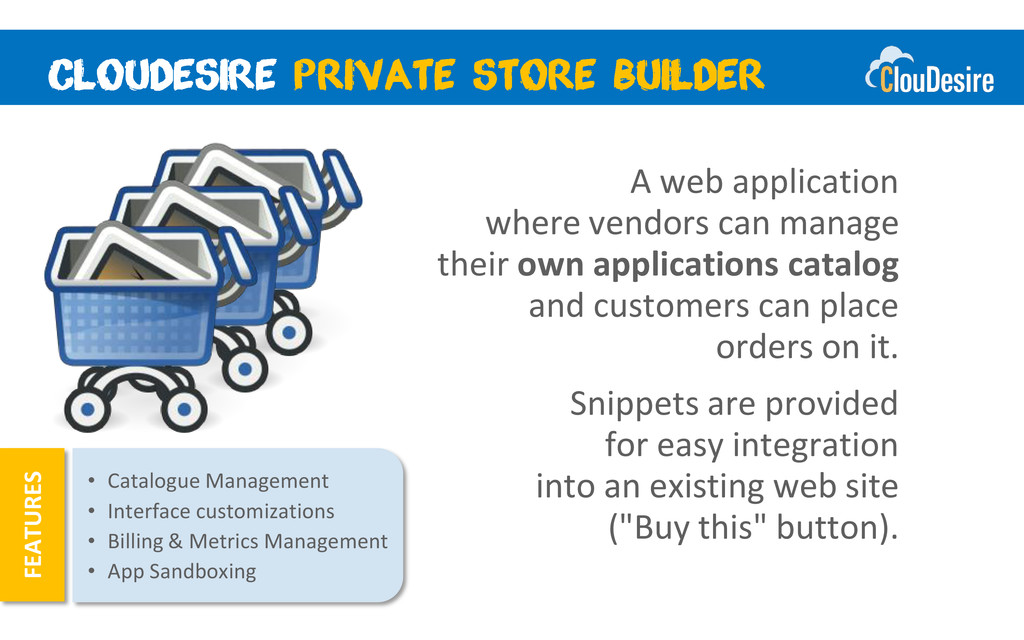 A web application where vendors can manage thei...