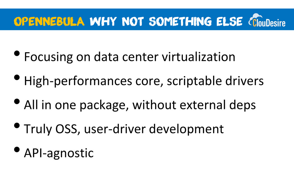 •Focusing on data center virtualization •High-p...