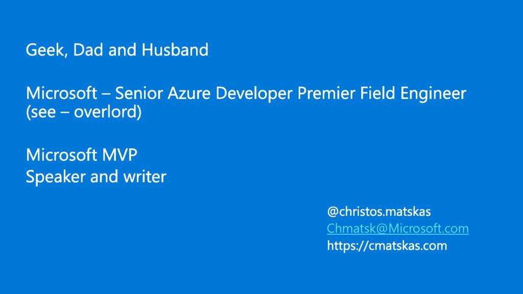 Chmatsk@Microsoft.com